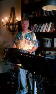 Atlanta Steel Pan and Marimba Musician - Paul Vogler