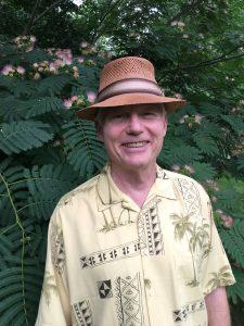 Paul Vogler Founder of Atlanta Steel Pan and Island Music Band