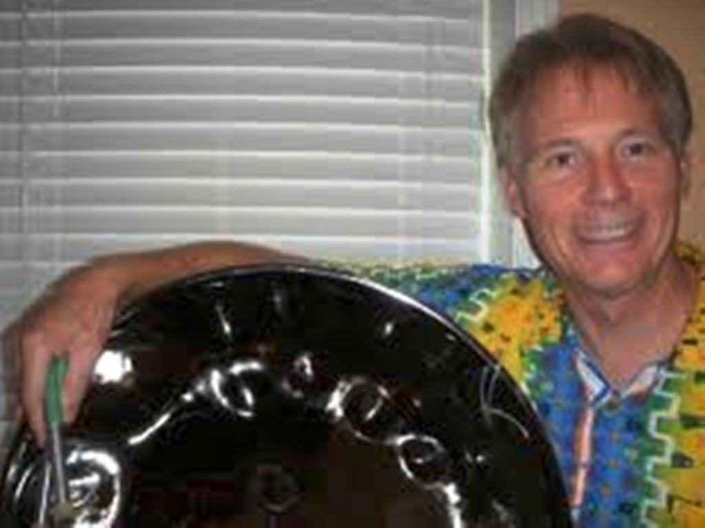 Steel-Pan-Performer - Paul Vogler