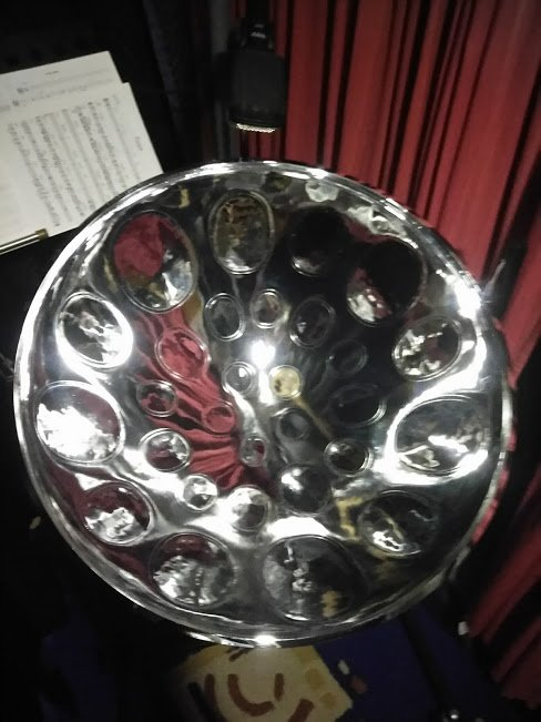 Steel Pan Reflections