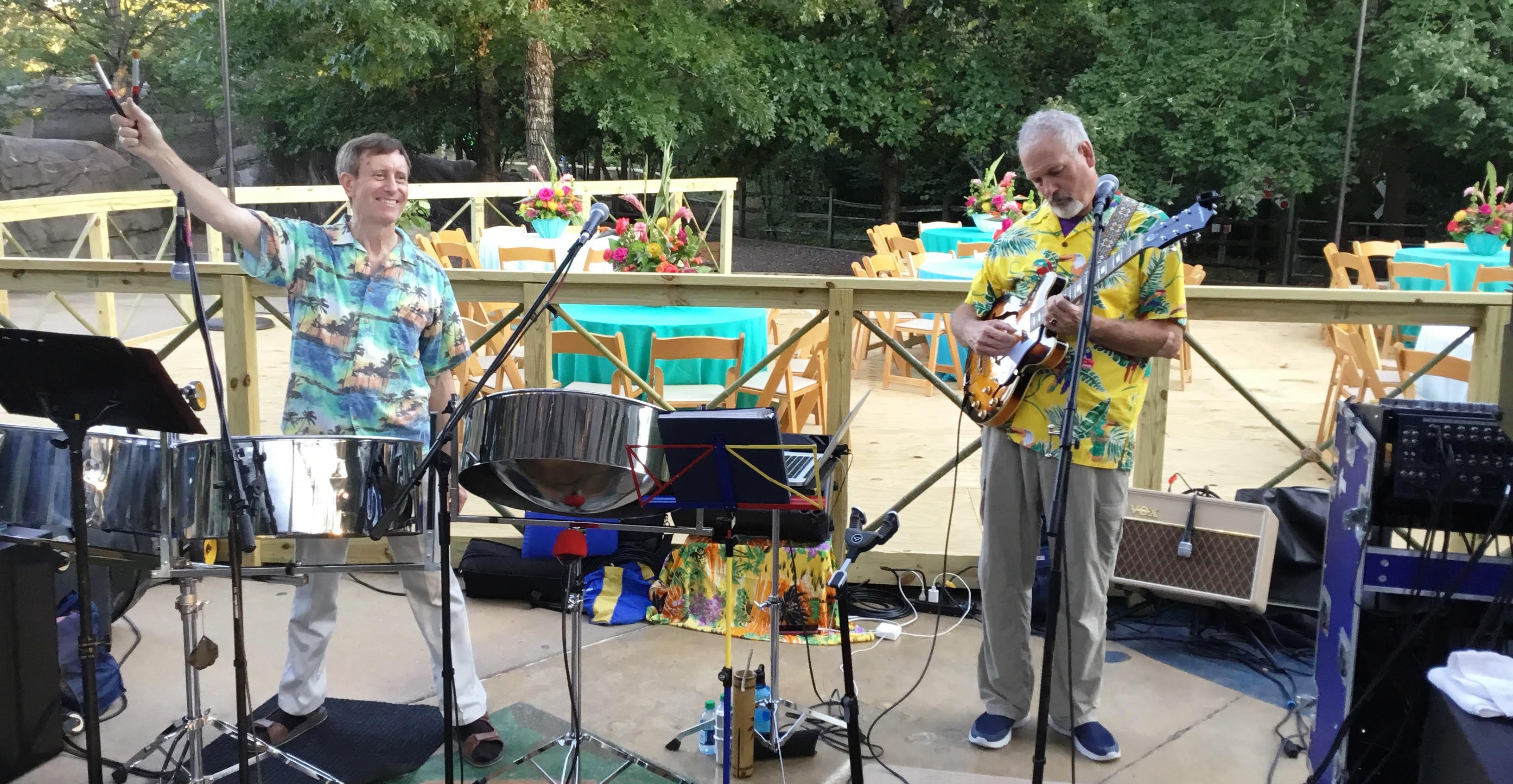 Atlanta Steel Drum Band Duet